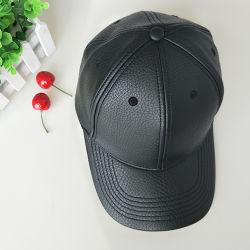 자신의 Mens 형식 가죽 모자 주문 야구 모자를 디자인하십시오