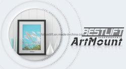 Frameloze 20 mm-schuimplaat van de Gator voor het adhesie van foto's (8 x 8 inch)