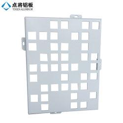 Принципиально новый подход к декоративной перфорированной металлической панели перфорированные панели из алюминия для монтажа на стену оболочка