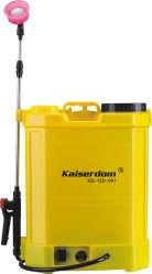 16L Sac à dos Sac à dos de l'agriculture du pulvérisateur à main Pulvérisateur électrique (DK-16D-001)