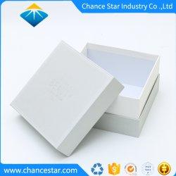 Logo personnalisé impression Papier cosmétiques emballage carton boîte cadeau