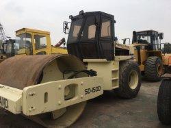 Utilisé 10 tonne d'un compacteur Ingersoll-Rand SD150d rouleau de route