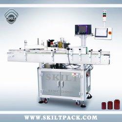 Automatischer selbstklebender Etikettiermaschine-Etikettierer für Dosen-Glas-Flasche