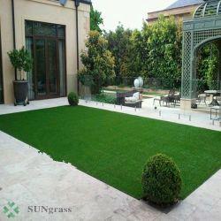 erba artificiale di Astro dell'erba del banco dell'erba di ricreazione dell'erba dell'erba del giardino dell'erba di paesaggio di 30mm