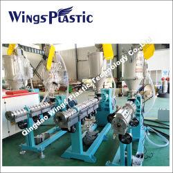 Kunststof Nylon Pvc/Upvc/Hdpe/Pp/Ppr Pijp Extrusie Lijn/Productielijn/Prijs/Pe Gasleiding Lijn/Tuuropijp Making Machine/Extruder Fabrieksprijs