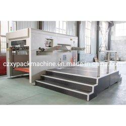 Utiliza la impresión automática de vasos de papel troquelado de la máquina para la venta
