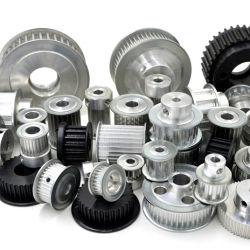 Precisione su ordinazione automatica che timbra i pezzi di ricambio lavoranti del motociclo di CNC del metallo