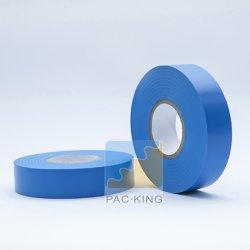 Синий цвет электрические ленты клей ПВХ