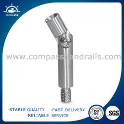 [ستينلسّ] فولاذ قابل للتعديل قضيب حامل لأنّ درابزين تركيبات