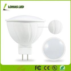 La Chine La cuvette de LED lumineux blanc MR16 spotlight ampoule LED 5 W