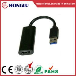 Ligero con HDMI Adaptador USB 3.0 para el equipo y HDTV