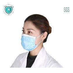 Werkseitige, Direkt Einwegbare 3-Lagige Gesichtsschutzmaske Für Zivile/Zivile Einwegsysteme