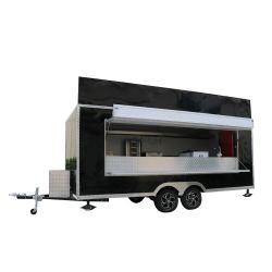 Máquinas expendedoras de comida rápida móvil de carro eléctrico Camión Autobús