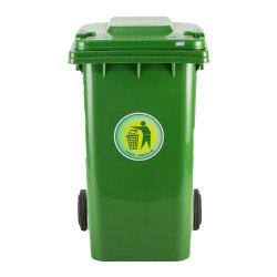 La fabbricazione 120L/240L resistente esterna/pubblico/via/medico/Hosipital/terreno comunale ricicla il Mobile dell'HDPE del pedale/rifiuti/Wheelie/scomparto immondizia/dello spreco/pattumiera con plastica