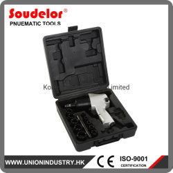 """Potência de pneu 1/2"""" do Kit de ferramentas de impacto ar chave pneumática-1002Ui K"""