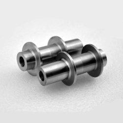 カスタマイズされた熱い鍛造材CNCの精密機械化の部品