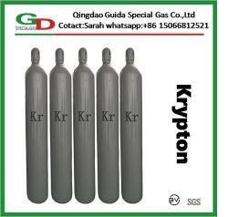 10L Rang 99.999% van het Elektron van ISO het Gas van het Krypton
