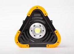 20W Refletor LED Luz Dock 1800lm multifuncional do Holofote da Lâmpada de Trabalho