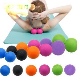 Neue Ankunfts-Fuss-Massage-Rollen-Kugel-Silikon-Kugel-Karosserien-Schmerz-Entlastungs-Massage-Großhandelskugeln
