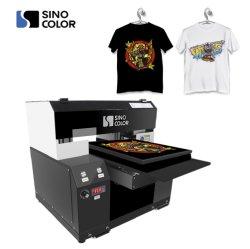 A3 A2 サイズ 2 ヘッド高速 1440dpi デジタル DIY DTG Printer T Shirt Printing Machine with White Ink Circulation ( DTG プリンタ T シャツ印刷機とホワイトインク循環