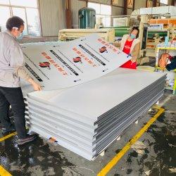 Panneau composite aluminium feuille ACP Revêtement mural