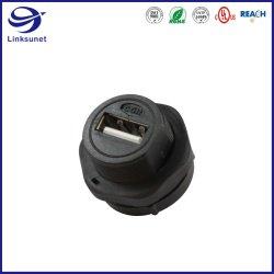 Водонепроницаемый светодиодный серии USB разъем для жгута проводов