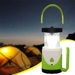 ED lanternes de camping avec lampe de poche LED haut Camping Lanterne solaire extérieur