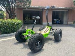 2020 ألوان جديدة أصلية كهربائية كلاسيكية من ATV أسود AS001 بقدرة 60 فولت/6000 وات السيارات الكهربائية خارج الطريق الشاطئ