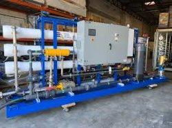 Planta de desalinización de agua de mar en tierra Swro agua de mar del Sistema de Agua Potable