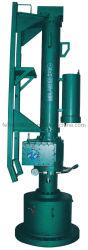 Gk500 Máquina de rosca a quente hidráulica para canalização de alta pressão