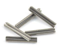 Métricas de acero inoxidable los pasadores de resorte en espiral ASME/ANSI B18,8.3m