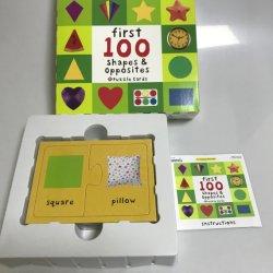 2D personalizadas quebra-cabeças para Educação Infantil para crianças