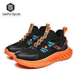 OEM et ODM Sneakers Fashion formateur tricotés Chaussures Chaussures de sport