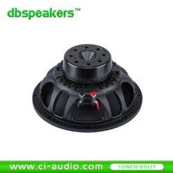 Audio altoparlante 10 di schiera del sistema acustico di PA Woofer del neodimio della riga '' con la casella di legno