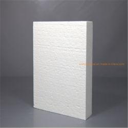 1050C 1260c RCF مقاوم للحرارة فرن الحطب المقاوم للحرارة لوحة من الألياف الخزفية للفرن العازل الحراري أفران البيتزا عالية درجة الحرارة