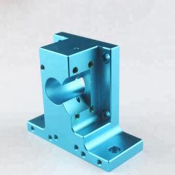 5축 빌렛 솔리드 알루미늄 블록 CNC 밀링 파트