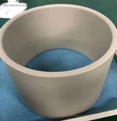 Kundenspezifische grosse Größe Aln/Aluminiumnitrid-keramisches Zylinder-Gefäß