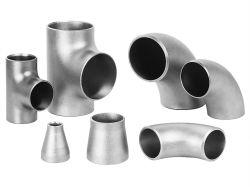 Em aço inoxidável de 4 Polegada Sch40 80 Soldadas ASTM A403 WP304 316L t do cotovelo da tampa do redutor para tubos