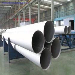 أقطار أنبوب من الفولاذ المقاوم للصدأ 2205 2507 2520 254smo 1.4529