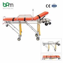 Bpm-AS1 AS2 AS3 عالية الجودة مستشفى المعدات سرير مركز الطوارئ نقالة سيارة الإسعاف