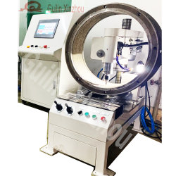 Máquina de chanfrar automática para Ring Die reparar a máquina
