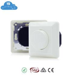 LED ライト用ロータリディマースイッチ EU 標準電子調光器