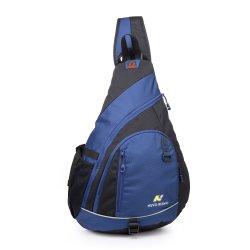 2020 Design de Moda Senhora Nylon homens Sports Outdoor Cruz Multifunção Tórax Corporal Pack Mochila Messenger bag bolsa Lazer 3533