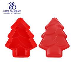 عيد الميلاد شكل قنبلة Silicone نصف دائرة الخباج موج للشوكولاتة، كعكة، هلام، بودينج، صابون يدوي الصنع، شكل دائري