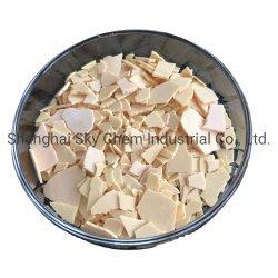 Vlok 50%, 52%, 60% CAS van het Sulfide van het natrium Gele/van het Sulfide van het Natrium: 1313-82-2