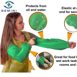 プラスチックPEの世帯のOversleeveの保護クリーニング(GPO-001)
