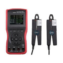 Display digital de mano de la Fase V amperímetro aparato de medición de la secuencia de fase
