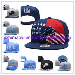 Protezione su ordinazione del cappello di baseball di sport della benna di modo del camionista di era dei leoni di Snapback di Detroit nuova con ricamo
