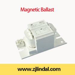 Reattanza magnetica NASCOSTA, reattanza magnetica di HPS, reattanza magnetica del Mercury, reattanza magnetica di MH, reattanza elettromagnetica