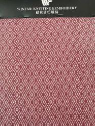 자카드 직물 니트 직물 의복 직물 많은 레이온 스판덱스